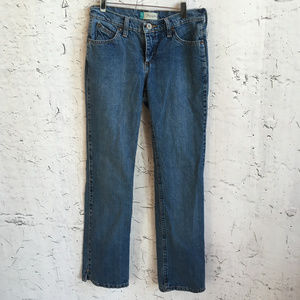 WRANGLER COWGIRL CUT JEANS 3/4X32